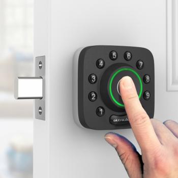 Cách sử dụng khóa cửa điện tử Eurolock chi tiết nhất