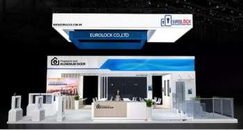 Cung cấp khóa điện tử và phụ kiện nội thất Eurolock tại Hạ long - Quảng ninh