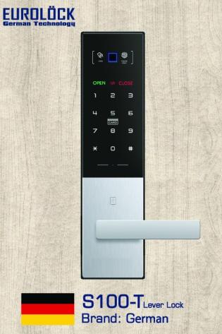 Khóa điện tử BLUETOOTH EUROLOCK S100-T