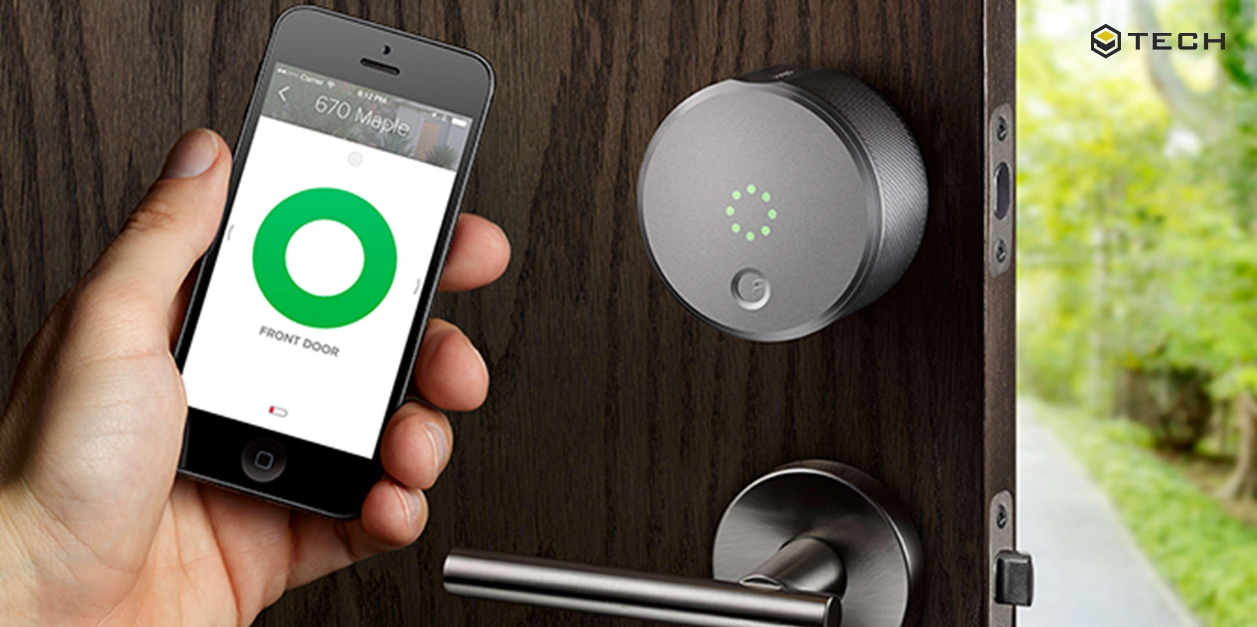 Top 12 khóa điện tử thông minh tốt nhất trên thị trường hiện nay